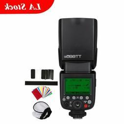US Godox TT685C 2.4G 1/8000s E-TTL GN60 Flash Speedlite for