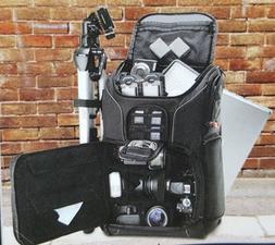 USA Gear S17 Backpack for Digital SLR Canon Cameras & Laptop