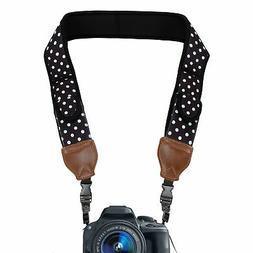USA Gear Camera Strap - Neoprene