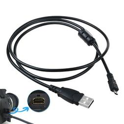 USB 2.0 PC Data Sync Cable Cord Lead For Nikon Coolpix DSLR