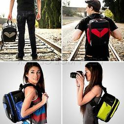 VanGoddy Camera Backpack Shoulder Bag DSLR Case For Nikon Co