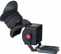 """Movo VF40-PRO Universal 3X LCD Video Viewfinder for 3""""-3.2"""""""