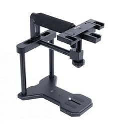 Movo VH500 Video Stabilizer Cage with Top Handle, 3 Accessor