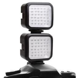 2-Pack ENHANCE VidBRIGHT 36 Rechargeable High Output Balance