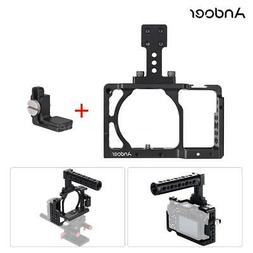 ANDOER VIDEO DSLR SLR CAMERA CAGE+HAND GRIP+TOP HANDLE FOR S
