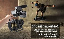 video stabilizer camera handle grip rig action