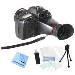 Professional 3.4x LCD Viewfinder Kit For Nikon D7000, D7100