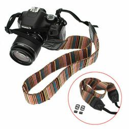 vintage camera neck shoulder sling belt strap