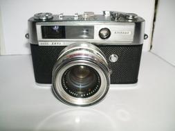 Vintage Yashica Lynx 5000 35mm SLR Camera