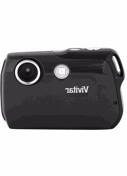 Vivitar ViviCam F128 Digital14.1MP Compact Camera Black