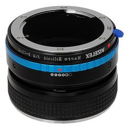 Vizelex Macro Focusing Helicoid for Nikon G and DX Lenses to