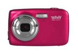 VIVITAR VX022-PNK 10.1 Megapixel VX022 Digital Camera