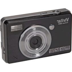 Vivitar VX024 Compact 10.1MP Digital Camera Black