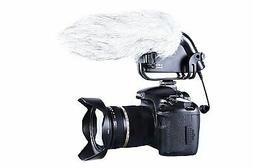 Movo VXR4000-PRO HD Condenser Video Microphone for DSLR Came