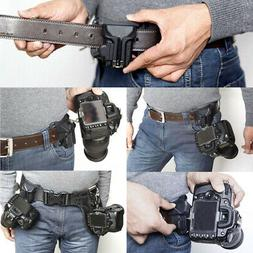 Waist Belt Strap Quick Release Mount Buckle Hanger Holder Cl