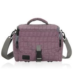 Water-resistant  DSLR Camera Messenger Shoulder Bag Case For