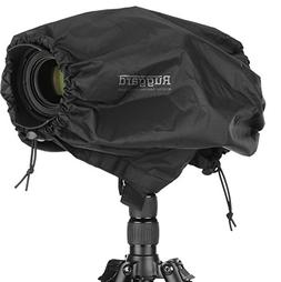 Ruggard Water-Resistant DSLR Camera Rain Cover with Free Car