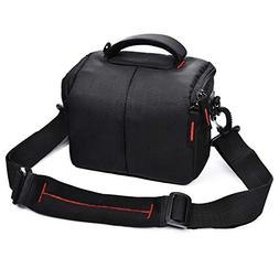 FOSOTO Waterproof Anti-shock Camera Case Bag for Canon Power