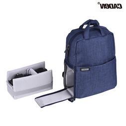 CADeN DSLR Camera Backpack Shoulder Bag Photograph Waterproo