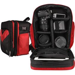 VanGoddy Waterproof DSLR Camera Backpack Carry Case for Cano