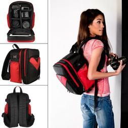 VanGoddy Waterproof DSLR Camera Backpack Carry Bag For Nikon