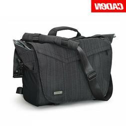 Caden Waterproof DSLR SLR Camera Bag Messenger Shoulder Bag