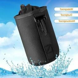 Waterproof Neoprene DSLR Camera Soft Lens Carry Case Bag Pro