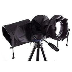 HOMEJU Professional Waterproof Camera Rain Cover Camera Prot