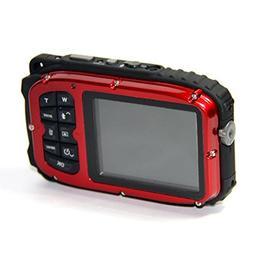 Waterproof camera,Bigaint BG003 16MP 8x Zoom Cameras 2.7 Inc