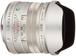 PENTAX wide angle lens FA31mm F1.8AL Limited silver FA31F1.8