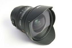 Sigma Wide-Angle Zoom Lens 10-20mm F3.5 EX DC HSM APS-C for