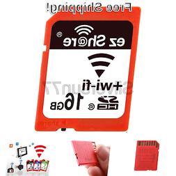 wifi sd memory card class