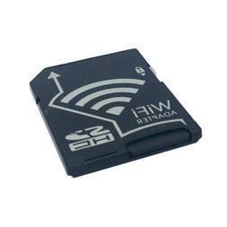 WiFi Wireless Micro SD SDHC To SD Card Camera Cordless Adapt