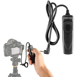 Wired Remote Shutter Release Control Cord Switch Controller