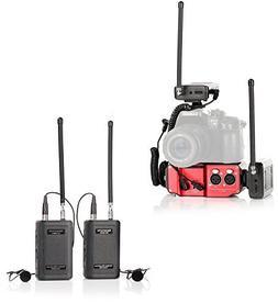 Saramonic Wireless VHF Dual Lav System Kit