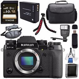 Fujifilm X-T2 Mirrorless Digital Camera  16519247 + NP-W126