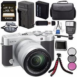Fujifilm X-A3 Digital Camera w/ 16-50mm Lens  16531635 + NP-