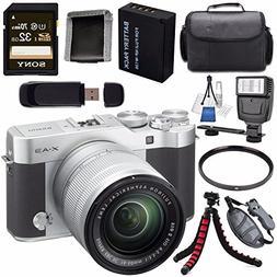 Fujifilm X-A3 Digital Camera w/16-50mm Lens  16531635 + NP-W