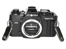 MINOLTA X-700 MPS SLR Camera Body Made in Japan