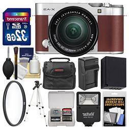 Fujifilm X-A3 Wi-Fi Digital Camera & 16-50mm II XC Lens  wit