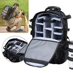 X-Large Digital Camera Bag Backpack SLR DSLR Case for Nikon