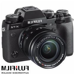 Fujifilm X-T2 Mirrorless Digital Camera w/ 18-55mm Kit ***US