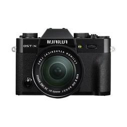 Fujifilm X-T20 24.3MP Mirrorless Digital Camera with XC 16-5