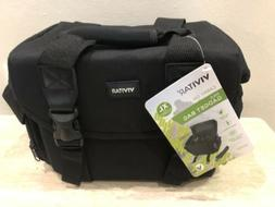 Vivitar XL DSLR Carry On Gadget Camera Bag NEW
