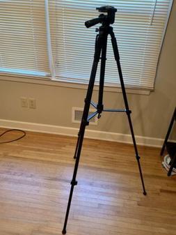 Xit XT60TRB 60-Inch Pro Series Full Size Camera/Video Tripod