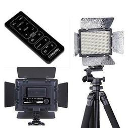 YONGNUO YN-300 II Pro LED Studio Video Light For Canon Nikon