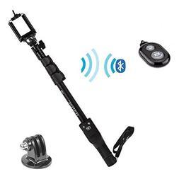 YUNTENG YT-1288 Extendable Selfie Stick Monopod + Bluetooth