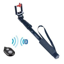 Yunteng YT-188 Selfie Stick + Bluetooth Remote Extendable Mo