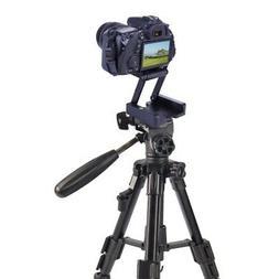 Z-Type US DSLR SLR Camera Folding Tripod Flex Pan Quick Rele