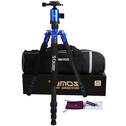 Zomei Z-818C Portable Carbon Fiber Tripod Monopod with Ball